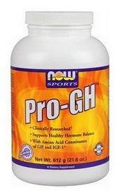 Спецпрепарат (пищевая добавка) Now Pro-GH, 612 г (34 порции)