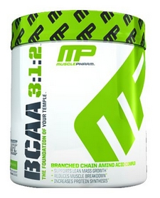 Аминокислоты BCAA Muscle Pharm Energy BCAA 3:1:2 Powder (30 порций)