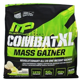 Гейнер Muscle Pharm Combat XL Mass Gainer (5,44 кг)