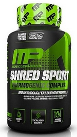 Жиросжигатель Muscle Pharm Shred Sport (60 капсул)