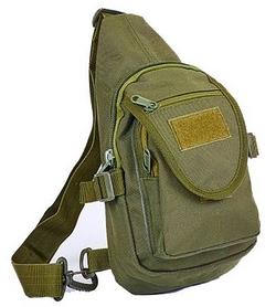 Рюкзак тактический Tactic V-10л 727-O оливковый 10 л