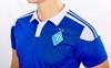 Форма футбольная детская (шорты, футболка) Soccer Динамо Киев 2017 гостевая синяя CO-3900-DN-B синяя - фото 4