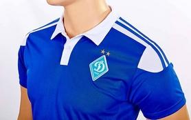 Фото 4 к товару Форма футбольная детская (шорты, футболка) Soccer Динамо Киев 2017 гостевая синяя CO-3900-DN-B синяя