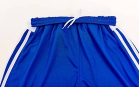 Фото 8 к товару Форма футбольная детская (шорты, футболка) Soccer Динамо Киев 2017 гостевая синяя CO-3900-DN-B синяя