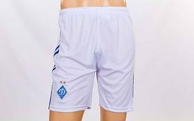 Фото 7 к товару Форма футбольная детская (шорты, футболка) Soccer Динамо Киев 2017 CO-3900-DN1-B белая