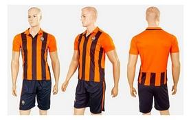 Фото 4 к товару Форма футбольная детская (шорты, футболка) Soccer Шахтер 2017 домашняя CO-3900-SH оранжевая