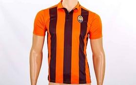 Фото 5 к товару Форма футбольная детская (шорты, футболка) Soccer Шахтер 2017 домашняя CO-3900-SH оранжевая
