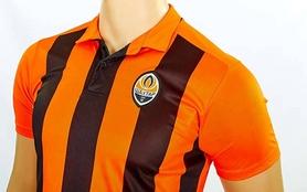 Фото 6 к товару Форма футбольная детская (шорты, футболка) Soccer Шахтер 2017 домашняя CO-3900-SH оранжевая