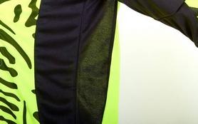 Фото 6 к товару Форма вратарская футбольная Soccer детская CO-0233-G салатовая