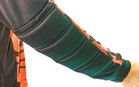 Фото 8 к товару Форма вратарская футбольная Soccer детская CO-0233-O оранжевая