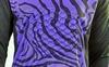 Форма вратарская футбольная Soccer детская CO-0233-V фиолетовая - фото 5
