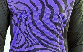 Фото 5 к товару Форма вратарская футбольная Soccer детская CO-0233-V фиолетовая