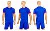 Форма футбольная (шорты, футболка) Soccer Chic CO-1608-B синяя - фото 4