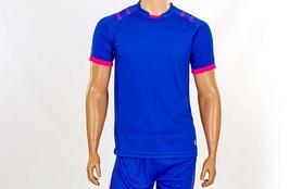 Фото 5 к товару Форма футбольная (шорты, футболка) Soccer Chic CO-1608-B синяя