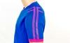 Форма футбольная (шорты, футболка) Soccer Chic CO-1608-B синяя - фото 7