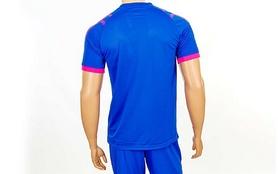 Фото 8 к товару Форма футбольная (шорты, футболка) Soccer Chic CO-1608-B синяя