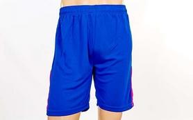 Фото 9 к товару Форма футбольная (шорты, футболка) Soccer Chic CO-1608-B синяя