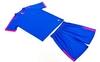Форма футбольная (шорты, футболка) Soccer Chic CO-1608-B синяя - фото 10