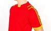 Форма футбольная (шорты, футболка) Soccer Chic CO-1608-R красная - фото 3
