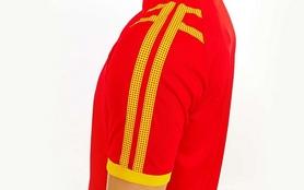 Фото 4 к товару Форма футбольная (шорты, футболка) Soccer Chic CO-1608-R красная