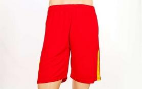 Фото 6 к товару Форма футбольная (шорты, футболка) Soccer Chic CO-1608-R красная