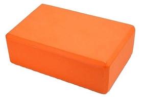 Йога-блок Pro Supra FI-5951-OR оранжевый