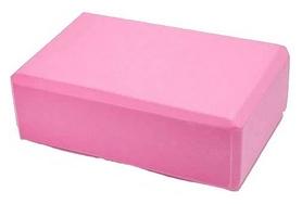Йога-блок Pro Supra FI-5951-P розовый
