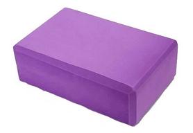 Йога-блок Pro Supra FI-5951-V фиолетовый