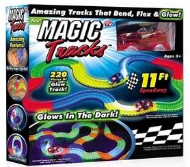 Конструктор-трасса Magic Tracks (220 деталей)