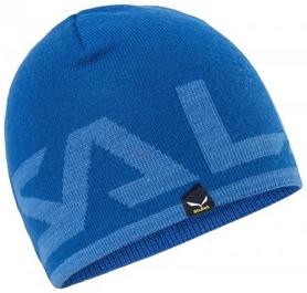 Шапка вязаная Salewa Antelao Reversible Wool Beanie 25080/3421 UNI58 синяя