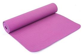Коврик для йоги (йога-мат) Pro Supra FI-4937-1 6 мм фиолетовый