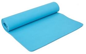 Коврик для йоги (йога-мат) Pro Supra FI-4937-4 6 мм голубой
