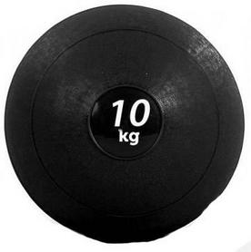 Мяч медицинский (слембол) Pro Supra Slam Ball FI-5165-10 10 кг черный