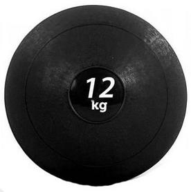 Мяч медицинский (слембол) Pro Supra Slam Ball FI-5165-12 12 кг черный