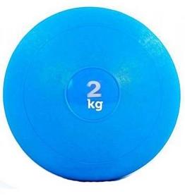 Мяч медицинский (слембол) Pro Supra Slam Ball FI-5165-2 2 кг синий