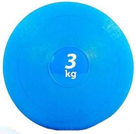 Мяч медицинский (слембол) Pro Supra Slam Ball FI-5165-3 3 кг синий