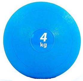 Мяч медицинский (слембол) Pro Supra Slam Ball FI-5165-4 4 кг синий