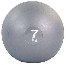 Мяч медицинский (слембол) Pro Supra Slam Ball FI-5165-7 7 кг серый