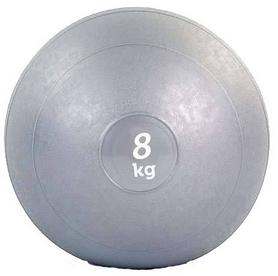 Мяч медицинский (слембол) Pro Supra Slam Ball FI-5165-8 8 кг серый