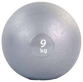 Мяч медицинский (слембол) Pro Supra Slam Ball FI-5165-9 9 кг серый