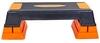 Степ-платформа Pro Supra FI-6291 черная - фото 1