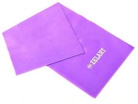 Лента для пилатеса Pro Supra FI-6219-1,5(3) фиолетовая