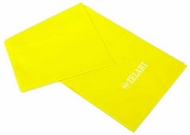 Лента для пилатеса Pro Supra FI-6219-1,5(5) желтая