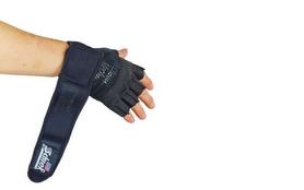 Перчатки для пауэрлифтинга Schlek BC-4928-BK - Фото №4