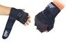 Перчатки для пауэрлифтинга Schlek BC-4928-BK - фото 2