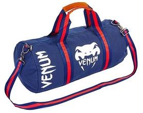 Сумка для спортзала Бочонок Venum GA-0521-B синяя