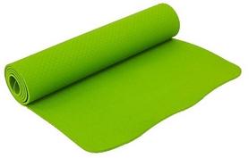 Коврик для йоги (йога-мат) Pro Supra FI-4937-5 6 мм зеленый