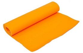 Коврик для йоги (йога-мат) Pro Supra FI-4937-6 6 мм оранжевый