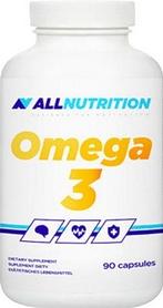 Спецпрепарат ALLNutrition Omega 3, 90 капсул