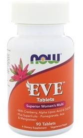 Витамины для женщин Now Eve Superior Women's Multi, 90 капсул
